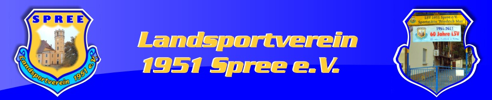 Landsportverein 1951 Spree e.V.